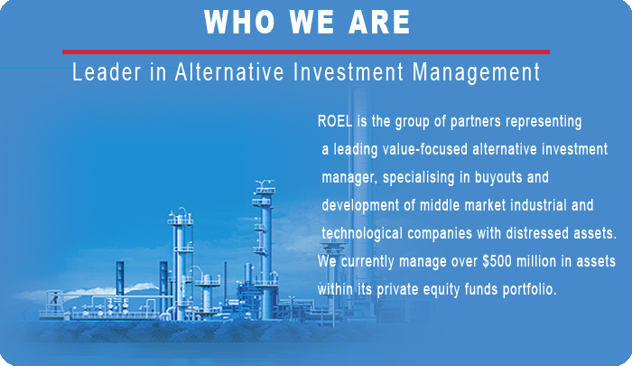 About the Roel Group
